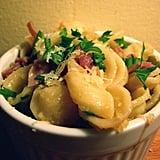 Orecchiette With Toasted Breadcrumbs