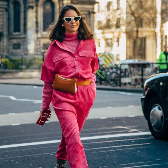 London Fashion Week Street Style Autumn 2019
