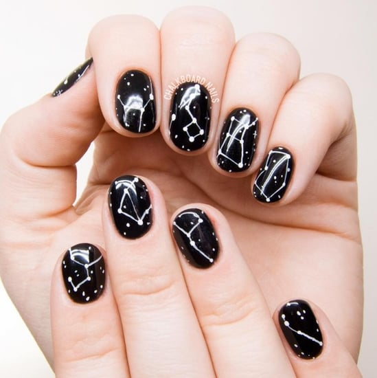 Constellation Nail Art