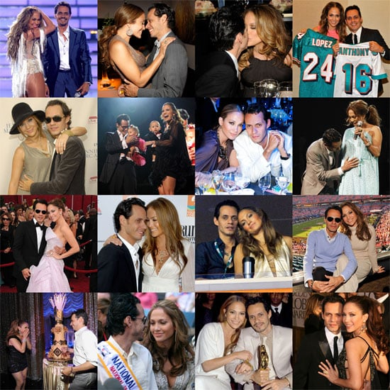 Jennifer Lopez and Marc Anthony Kissing Pictures