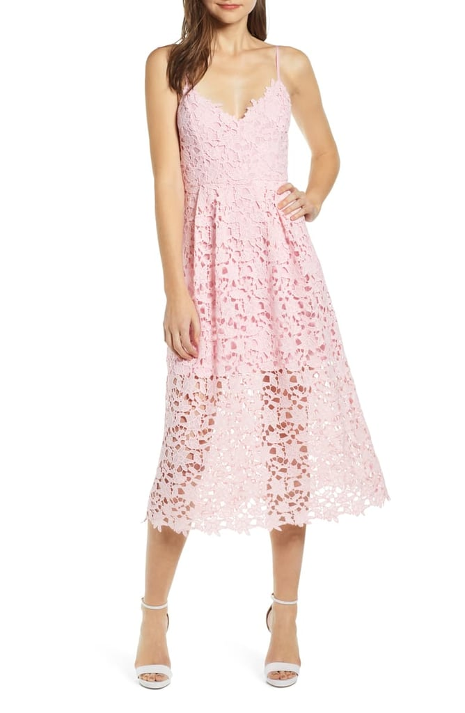 ASTR the Label Lace Midi Dress | Top Rated Dresses From