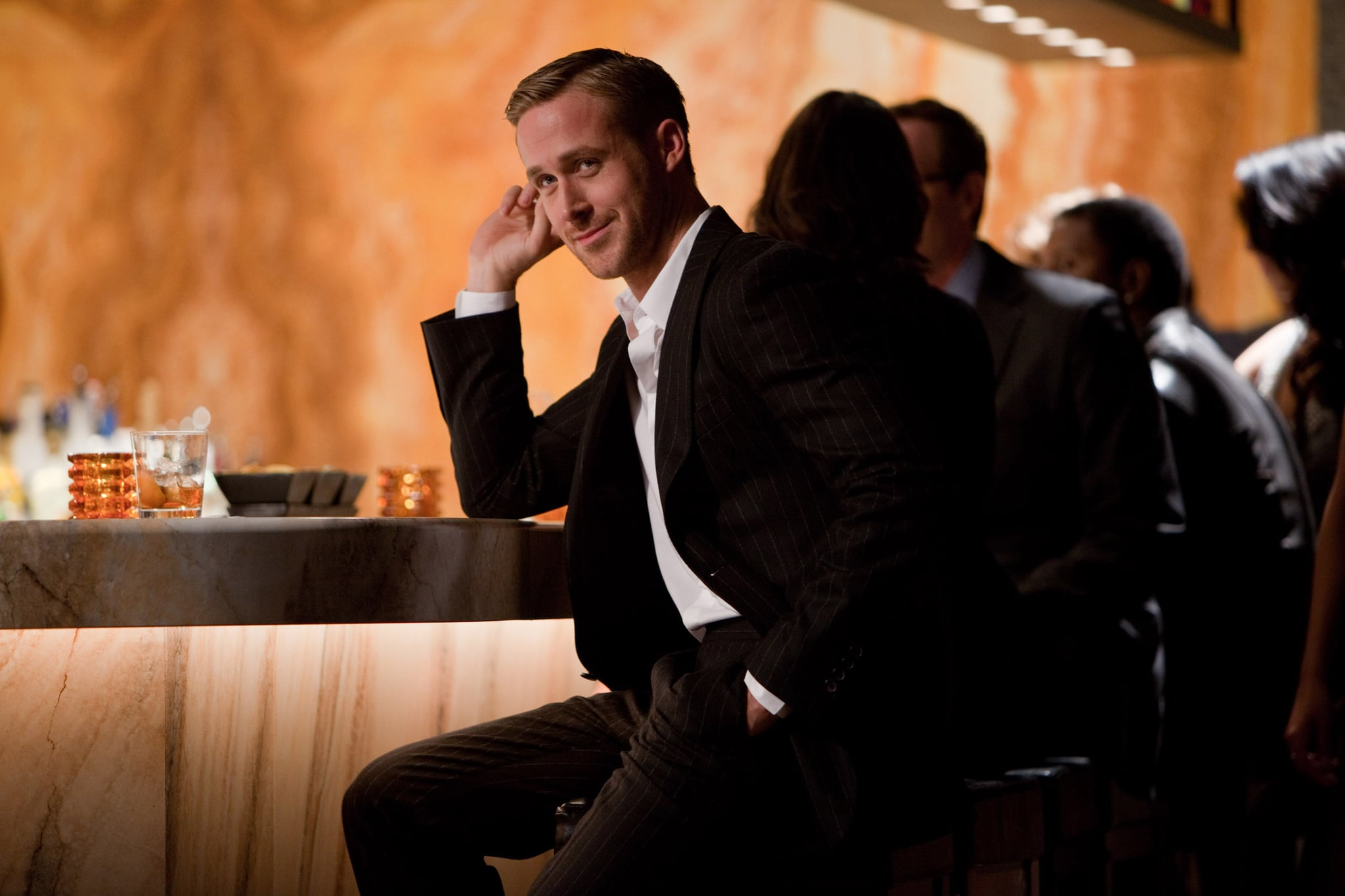Ryan Gosling as Jacob in Crazy, Stupid, Love.