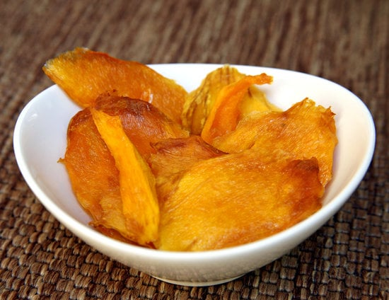 DIY Dried Mango