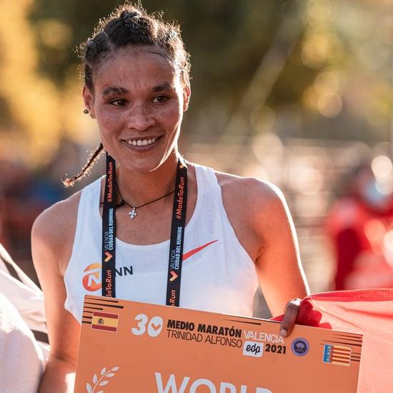 Letesenbet Gidey Breaks Half-Marathon World Record