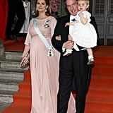 When Princess Madeleine Attended With Her Family Just Two Days Before Giving Birth