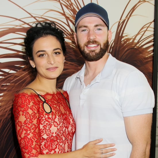Chris Evans and Jenny Slate's Cutest Pictures