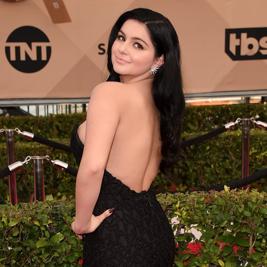 Ariel Winter Shows Off Breast Reduction Scars