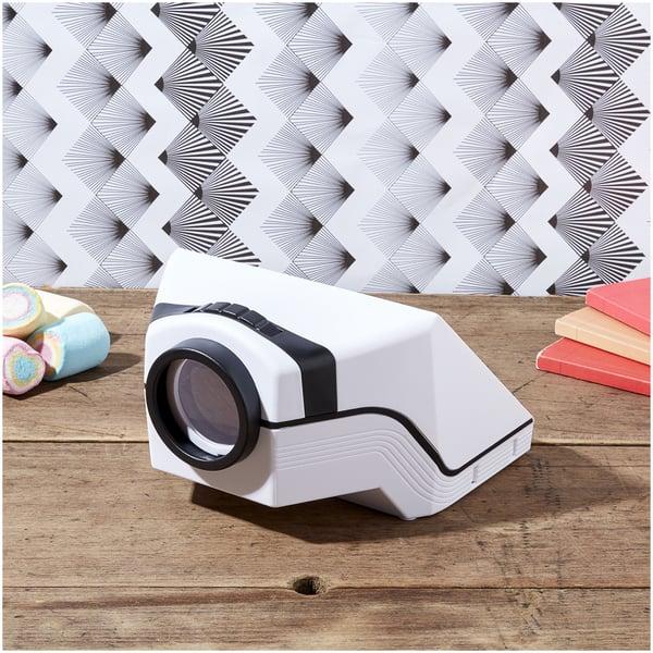 DIY Smartphone Projector ($25)