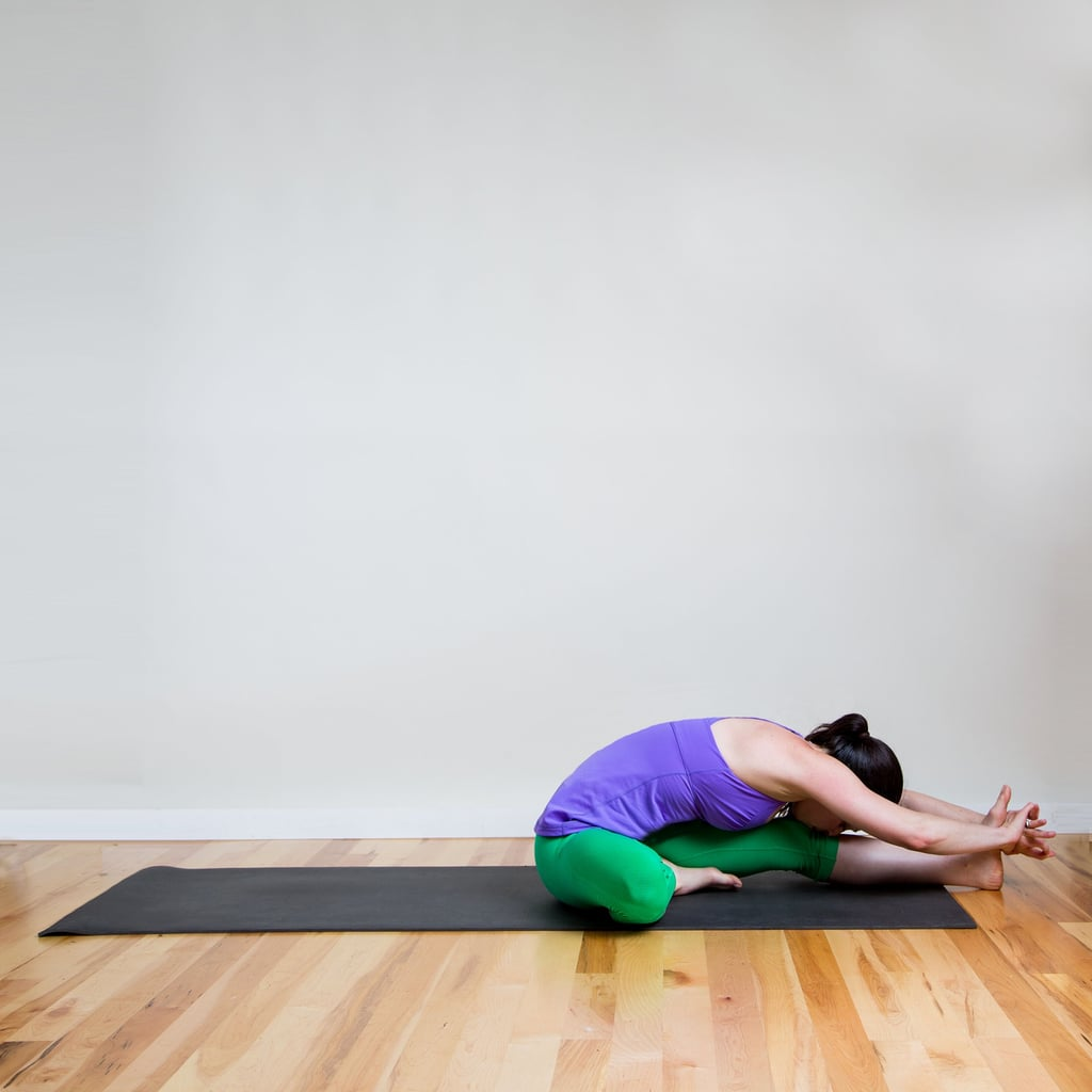 Head to Knee Pose A