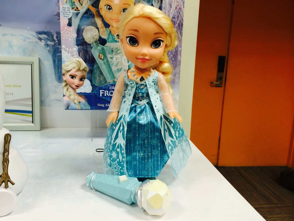 Sing Along With Elsa