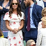 Wearing Suzannah to Wimbledon 2016.
