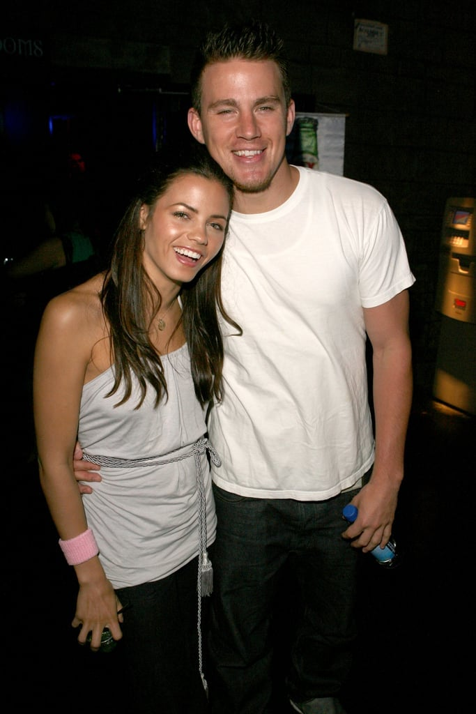 Channing Tatum and Jena Dewan in 2007