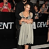 Cute Photos of Jason Momoa and Lisa Bonet