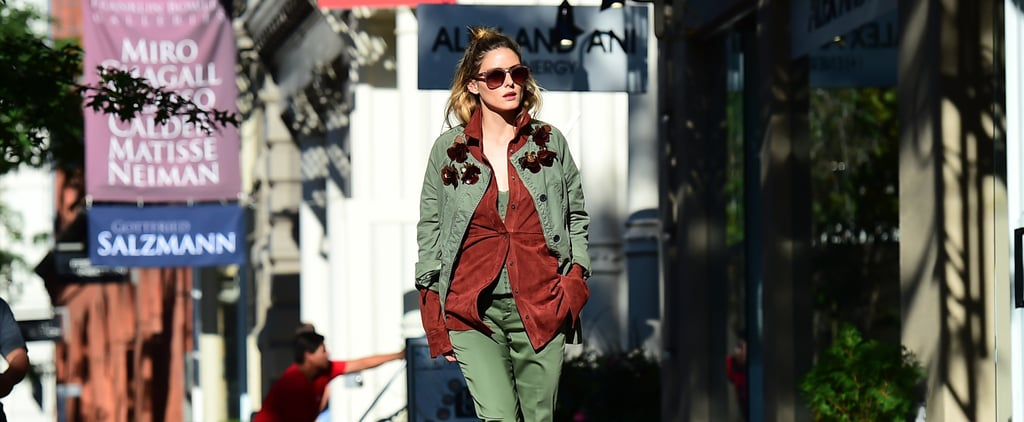 Zeroing on Olivia Palermo's Latest Outfit Will Give You Styling Hacks to Last All Season