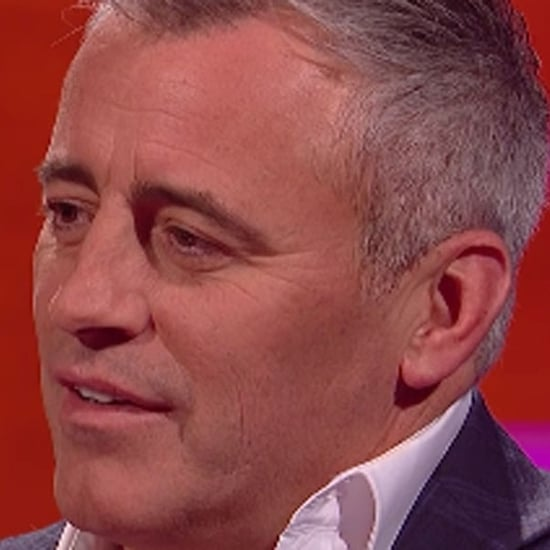 Matt LeBlanc Talking About Rachel's Trifle on Graham Norton