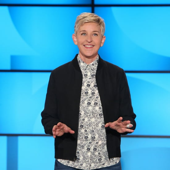 Ellen DeGeneres Talks About Her Injured Finger March 2017