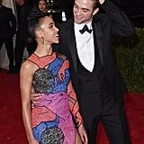 FKA Twigs and Robert Pattinson — 2015