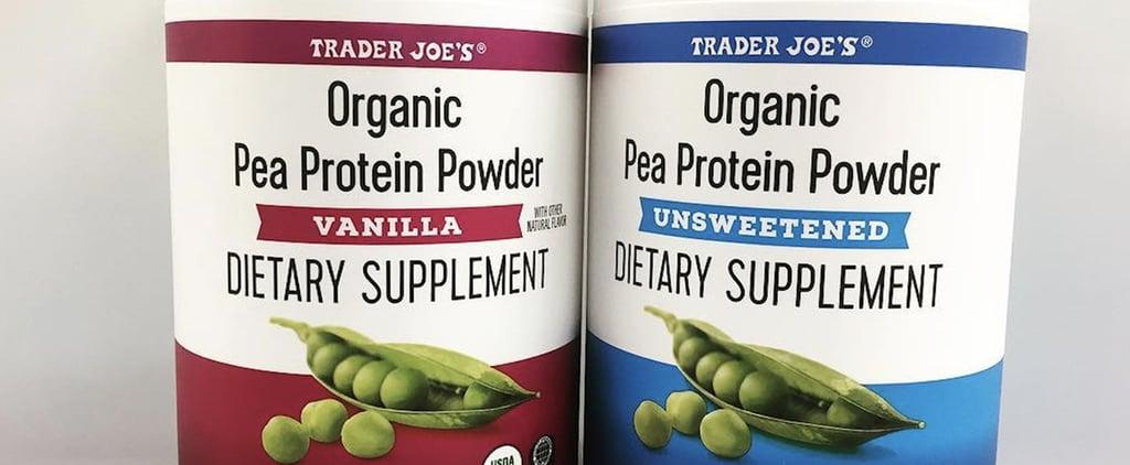 Trader Joe's Pea Protein Powder Review