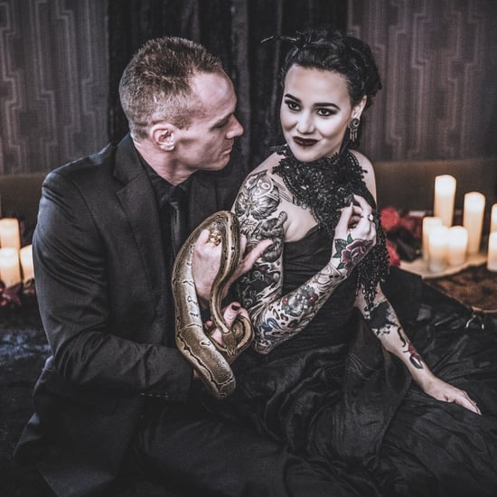 Halloween Goth Wedding Ideas