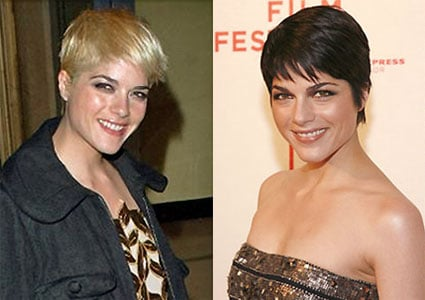 Do You Like Selma Blair as a Blonde or a Brunette?