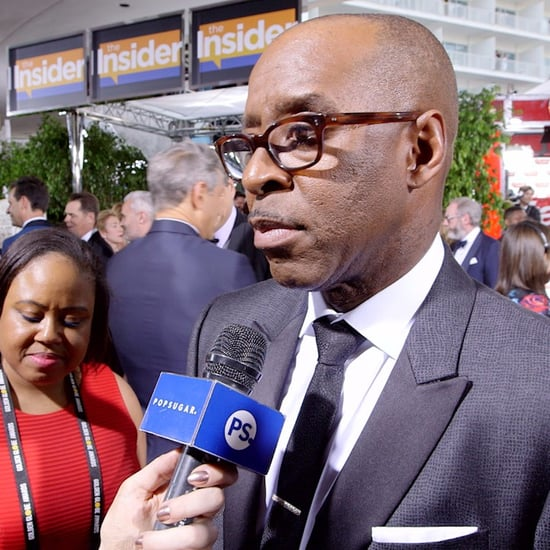 Courtney B. Vance Golden Globe Red Carpet Interview 2017
