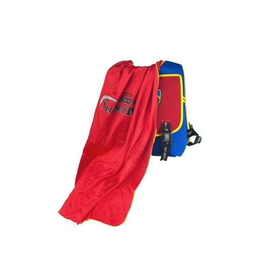 Send Your Super Kid to School in Style