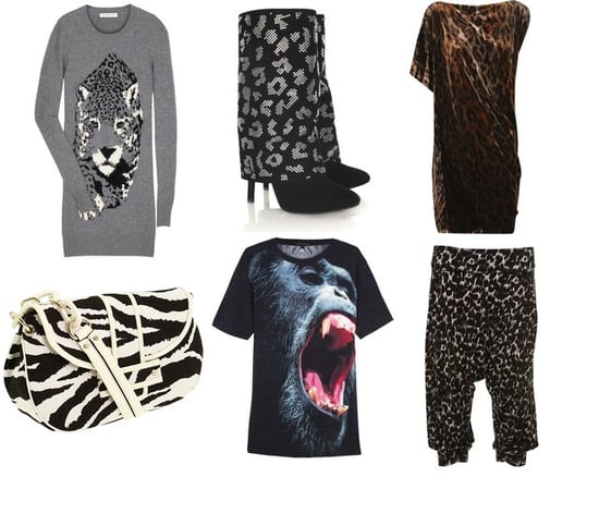 Shopping: Trust Your Animal Instinct