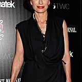 Kristin Scott Thomas joined My Old Lady opposite Kevin Kline. Thomas will play Maggie Smith's daughter.