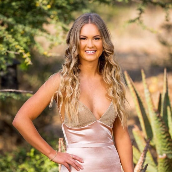 Chelsie McLeod The Bachelor Finale Dress