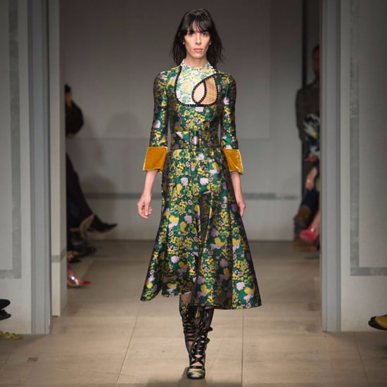 Erdem Autumn/Winter 2017 at London Fashion Week