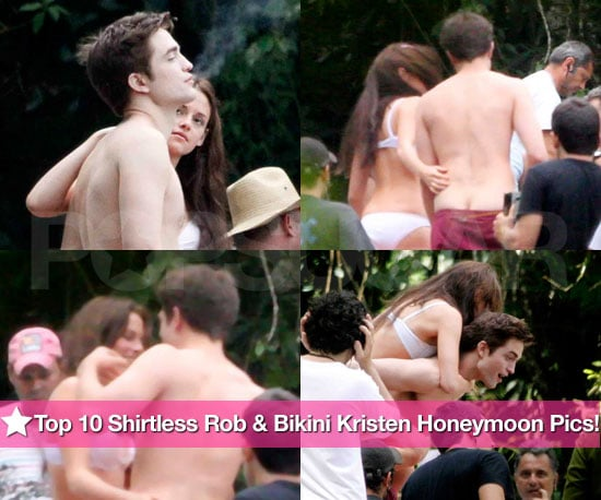 Robert pattinson kristen stewart naked and