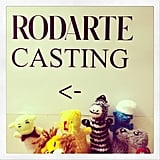 This way, models! Source: Instagram user officialrodarte