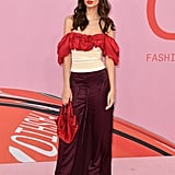 Emily Ratajkowski at the 2019 CFDA Awards