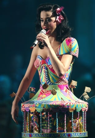 Fab Blab: Katy Perry Talks Clothing Lines and Style Icons