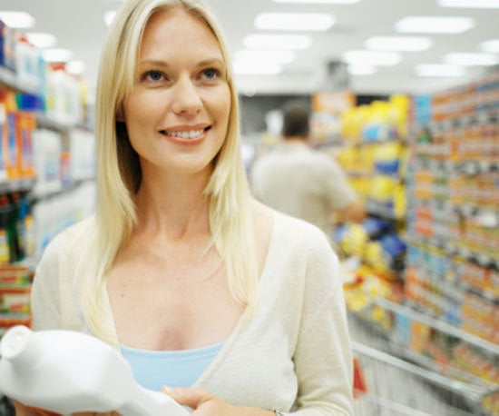 Organic vs. Commercial Food Items