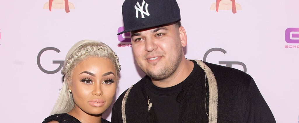 Blac Chyna Gives Birth to Baby Girl