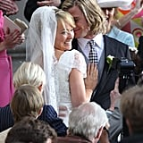 Chris Hemsworth and Olivia Wilde Get Hitched For Rush