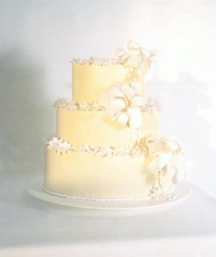 Martha Stewart Wedding Cakes From the \'90s | POPSUGAR Food