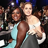 Pictured: Amy Adams and Viola Davis