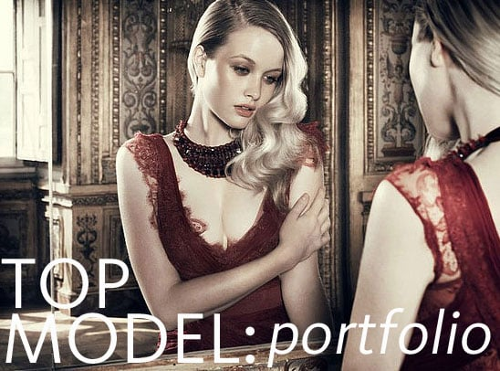 Will Simone Holtznagel Win Australia's Next Top Model 2011? We Look Back at Her Best Pictures from the Season!
