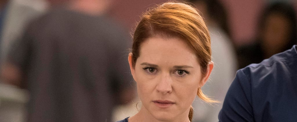 Why Is Sarah Drew Leaving Grey's Anatomy? Here's What We Know