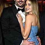 Sofia Vergara and Joe Manganiello Can't Keep Their Hands to Themselves