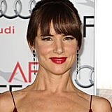 Red lips and a pretty pony were a gorgeous look on Juliette Lewis at the August: Osage County premiere at AFI Fest.