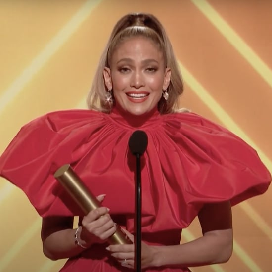 Jennifer Lopez 2020 People's Choice Awards Speech | Video