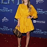 Audrina Patridge at the Frozen 2 Premiere in Los Angeles