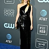 Laura Dern at the 2019 Critics' Choice Awards