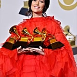 Kacey Musgraves Wins Album of the Year at the 2019 Grammys