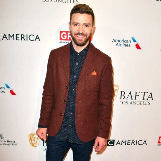 Justin Timberlake at BAFTA Tea Party 2017 Pictures