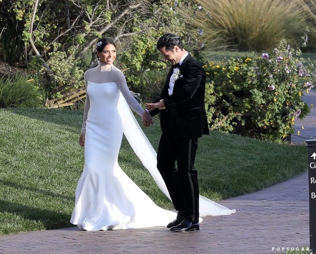 Val Chmerkovskiy and Jenna Johnson Wedding Pictures
