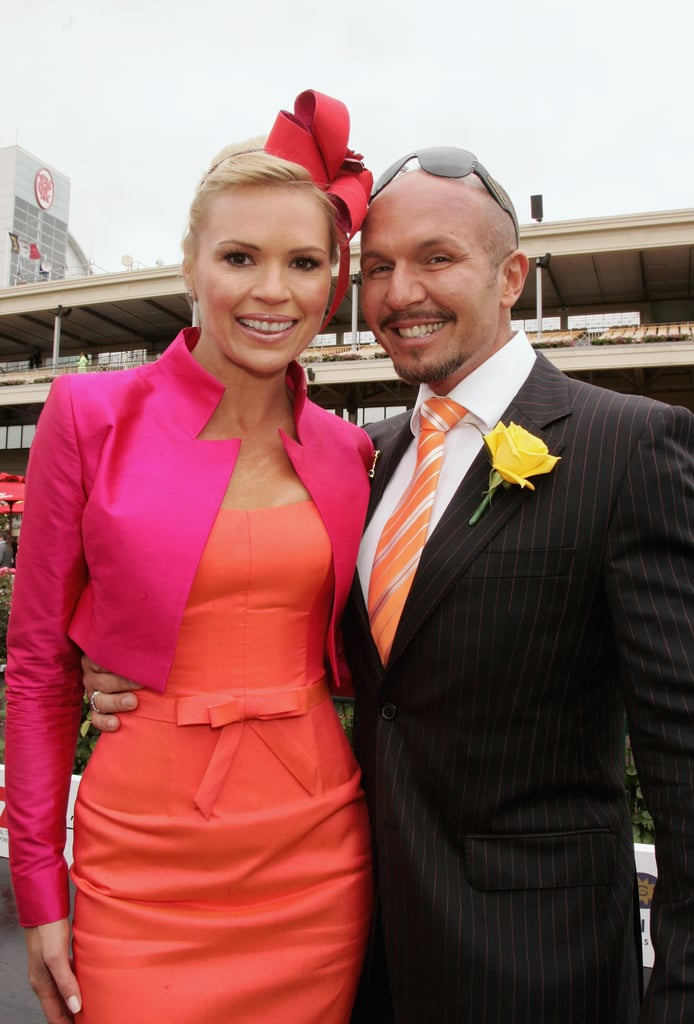 2006: Sonia Kruger and Alex Perry
